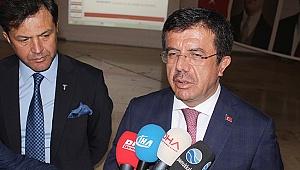 Bakan Zeybekci'den Suriye operasyonu ve yükselen dolar açıklaması