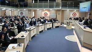 """Büyükşehir Belediyesi """"2016 yılı Faaliyet Raporu"""" kabul edildi"""