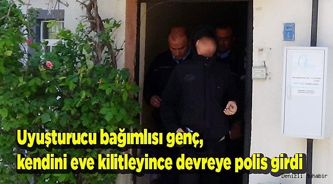 POLİSİ UĞRAŞTIRDI