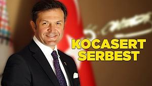 Kocasert serbest