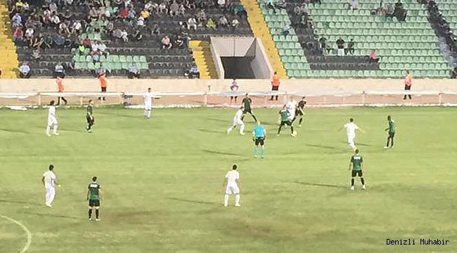 Denizlispor: 0 - İstanbulspor: 1