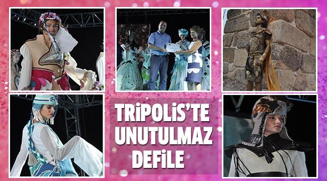 """""""EGE'YE BİR DOKUNUŞ"""" DEFiLESi"""