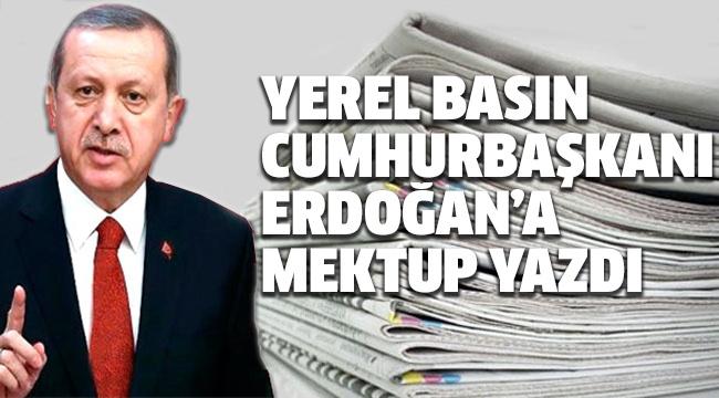 YEREL BASIN CUMHURBAŞKANINDAN DESTEK İSTEDİ