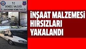 DENİZLİ'DE HIRSIZLIK OLAYINA 6 TUTUKLAMA