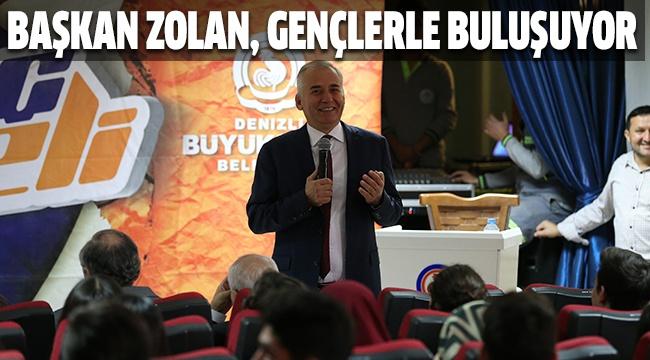 """ZOLAN:""""GENÇLER BİZİM GELECEĞİMİZ"""""""