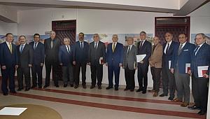 İl Milli Eğitim Müdürlüğü Ödül Töreni