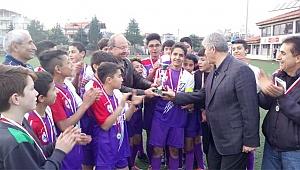 Acıpayam Belediyespor Şampiyon Ayrıldı!