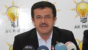 """""""Afrin Harekatı'nın ekonomimize olumsuz etkisi olmayacak"""""""