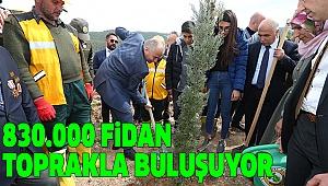 AVCI'NIN ADI HATIRA ORMANINA VERİLDİ