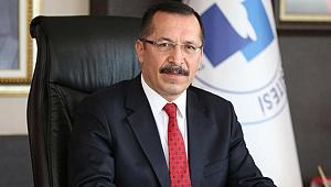 Rektör Prof. Dr. Hüseyin Bağ, Polis Teşkilatının Kuruluş Yıldönümünü Kutladı