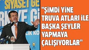 ZEYBEKCİ'DEN CHP'Lİ VEKİLLERE