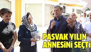 PASVAK'TAN ANNELER GÜNÜ KAHVALTISI