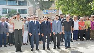 Sarayköy, Milli Mücadele'ye Katılışının 99. yıl gururunu yaşıyor