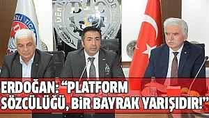 DENİZLİ PLATFORMU SÖZCÜLÜĞÜ DTB'YE GEÇTİ