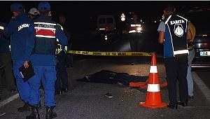Kaza yerinde ikinci kaza: 2 ölü, 2 yaralı