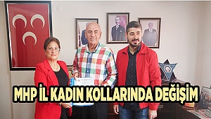 MHP İL KADIN KOLLARINDA DEĞİŞİM