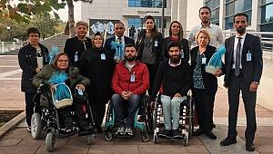 Özel insanlar Ankara'dan memnun döndü