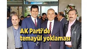 AK Parti'de Adaylar görücüye çıktı