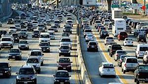 Denizli'de motorlu taşıt yüzde 3,8 arttı