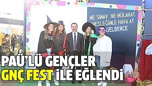 GNÇ FEST PAÜ'DE