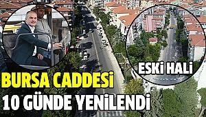 PAMUKKALE'DE ÜSTYAPI TAM GAZ DEVAM EDİYOR