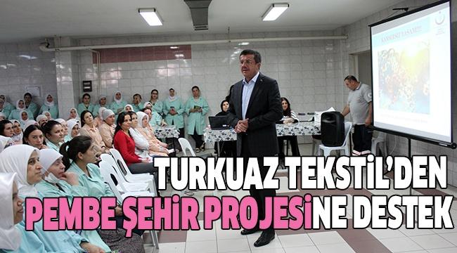 TOPLANTIYA ZEYBEKCİ ÇİFTİ DE KATILDI