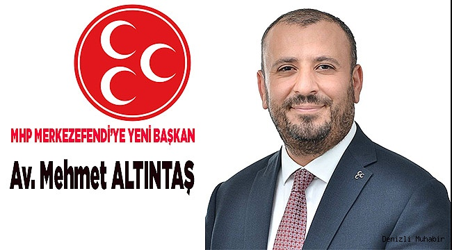 Av. Mehmet ALTINTAŞ