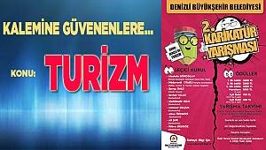 Büyükşehir'den 2. Ulusal Karikatür Yarışması