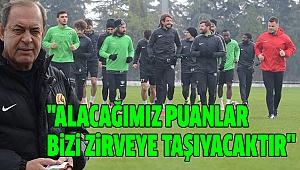 DENİZLİSPOR'DA HEDEF ZİRVE