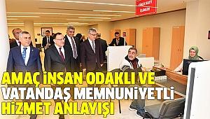 İZDES ÇALIŞMA HEYETİ DENİZLİ'YE GELDİ