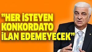 KEÇECİ MECLİS TOPLANTISINDA KONUŞTU