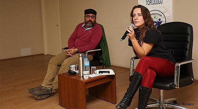 PAÜ'DE ''BAŞKA BİR OKUL MÜMKÜN'' EĞİTİM SÖYLEŞİSİ