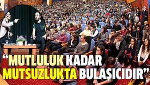 PAÜ'DE 'İLETİŞİM PSİKOLOJİSİ' KONUŞULDU