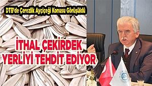 YERLİ TOHUM ÜRETİMİ ŞART!