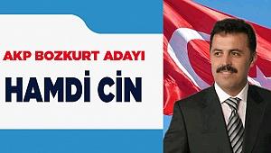 AKP BOZKURT ADAYI HAMDİ CİN
