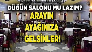 ARAYIN GELSİNLER!