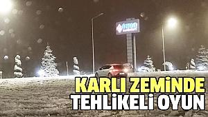 KARLI ZEMİNDE