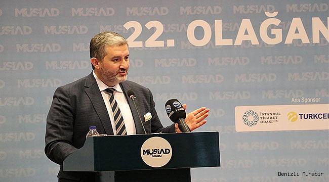 """KOBİ'lere destek ekonomiyi rahatlatacak"""