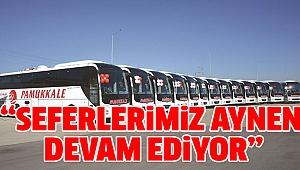 PAMUKKALE TURİZM'DEN AÇIKLAMA ÜSTÜNE AÇIKLAMA!