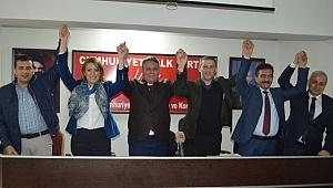 """""""TÜM İLÇELERDE BİRLİKTE HAREKET EDECEĞİZ"""""""