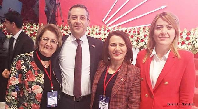 """AKBABA:""""DENİZLİ'MİZE KADIN ELİ DEĞECEK"""""""