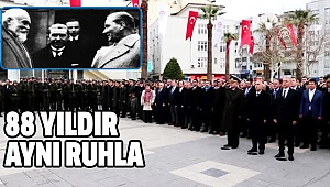 ATA'MIZIN DENİZLİ'YE GELİŞİ TÖRENLERLE KUTLANACAK
