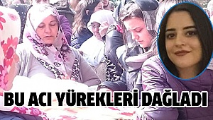 CHP'Lİ SONER MORAN'IN EVLAT ACISI