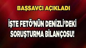 DENİZLİ'DE BUGÜNE KADAR 9214 DAVA DOSYASI AÇILDI