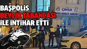 DENİZLİ'DE KORKUNÇ İNTİHAR!
