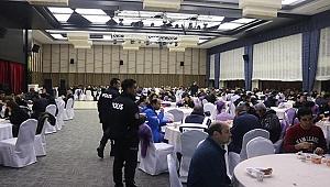 Polise açık büfe kahvaltı