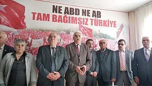 VATAN PARTİSİ DENİZLİ'DE TÜM ADAYLARINI AÇIKLADI