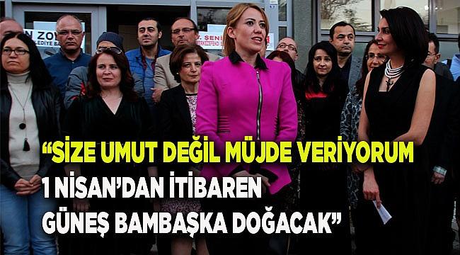 """AKÇEŞME ESNAFI """"ŞENİZ DOĞAN"""" DİYOR"""