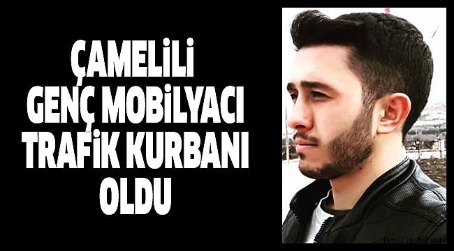 ÇAMELİ'Yİ ÜZEN KAZA