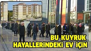 DENİZLİ'DE TOKi KONUT BAŞVURULARI BAŞLADI